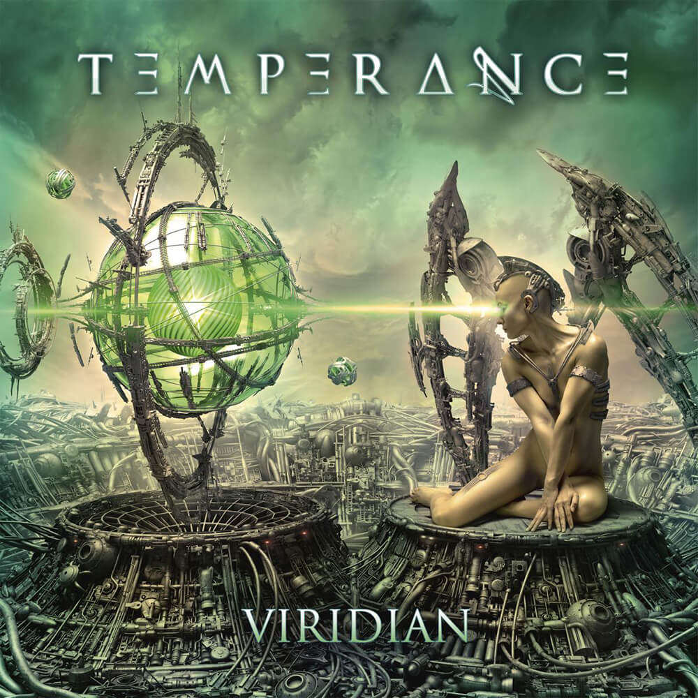 temperance cd cover viridian